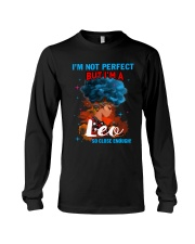 LEO CLOSE ENOUGH TO PERFECT Long Sleeve Tee thumbnail