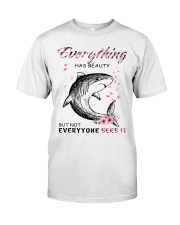 EVERYTHINGS-SHARK Classic T-Shirt front