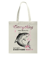 EVERYTHINGS-SHARK Tote Bag thumbnail