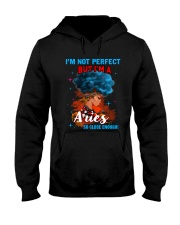 ARIES CLOSE ENOUGH TO PERFECT Hooded Sweatshirt thumbnail
