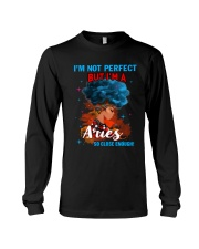ARIES CLOSE ENOUGH TO PERFECT Long Sleeve Tee thumbnail