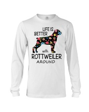 SHE ALSO NEEDS A ROTTWEILER Long Sleeve Tee tile