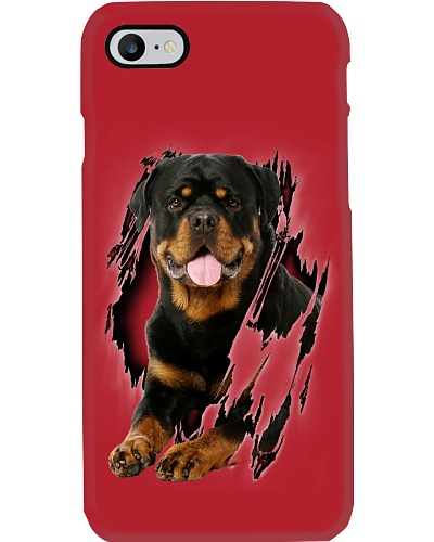 ROTTIE ON SHIRT