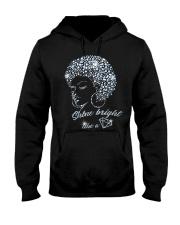 SHINE BRIGHT Hooded Sweatshirt thumbnail
