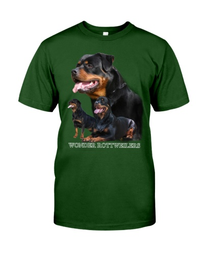WONDER ROTTIES