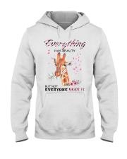 EVERYTHING HAS BEAUTY Hooded Sweatshirt thumbnail