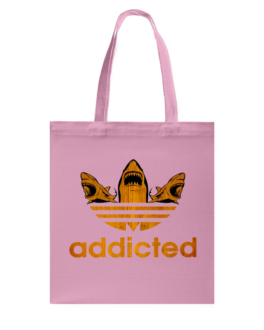 ADDICTED TO SHARK Tote Bag