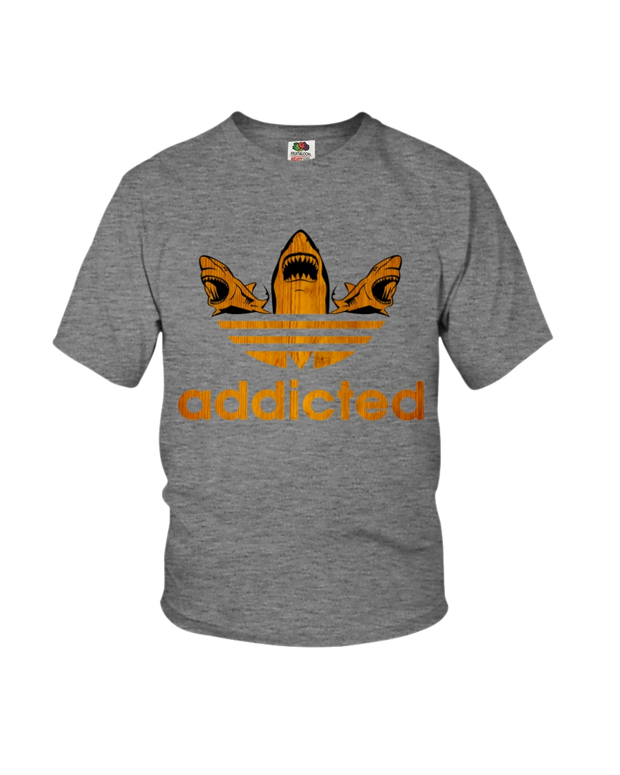 ADDICTED TO SHARK Youth T-Shirt