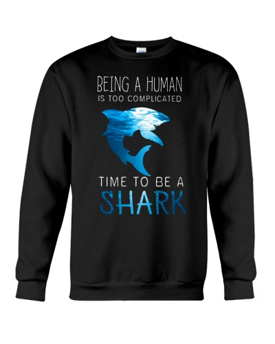 BE A SHARK