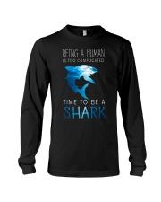 BE A SHARK Long Sleeve Tee thumbnail