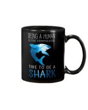 BE A SHARK Mug thumbnail
