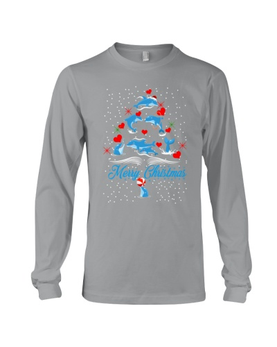DOLPHINS CHRISTMAS