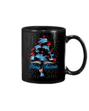 DOLPHINS CHRISTMAS Mug thumbnail