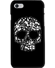 SKULL NURSE Phone Case thumbnail