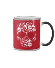 SKULL NURSE Color Changing Mug color-changing-right