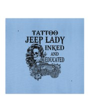 tattoo jeep lady inked and educated mask Cloth face mask aos-face-mask-coverlet-lifestyle-front-02