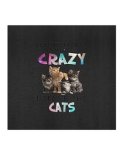 crazy cats mask Cloth face mask aos-face-mask-coverlet-lifestyle-front-02