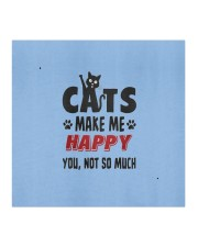 cats make me happy t mask Cloth face mask aos-face-mask-coverlet-lifestyle-front-02