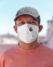 germany dog mask Cloth Face Mask - 3 Pack aos-face-mask-lifestyle-06