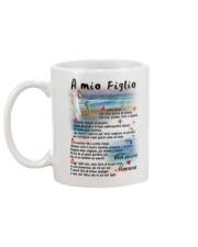 A MIO FIGLIO MAMMA Mug back