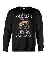 drums eng oma nev2 01 26301543 Crewneck Sweatshirt tile
