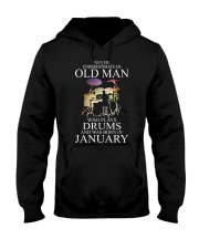 drums eng oma nev2 01 26301543 Hooded Sweatshirt tile