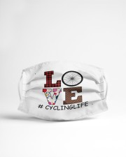bicycle cycling life mask Cloth Face Mask - 3 Pack aos-face-mask-lifestyle-22