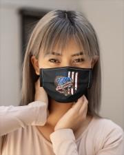 america bulldog mask Cloth Face Mask - 5 Pack aos-face-mask-lifestyle-18