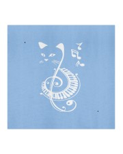 cat treble clef love music mask Cloth face mask aos-face-mask-coverlet-lifestyle-front-02