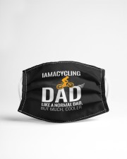 i am a cycling dad like a normal dad but mu mask Cloth Face Mask - 3 Pack aos-face-mask-lifestyle-22