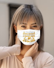 cycling 1 mask Cloth Face Mask - 3 Pack aos-face-mask-lifestyle-18