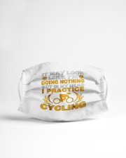 cycling 1 mask Cloth Face Mask - 3 Pack aos-face-mask-lifestyle-22