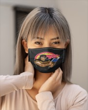 stallone rambo reading rambo mask Cloth Face Mask - 3 Pack aos-face-mask-lifestyle-18