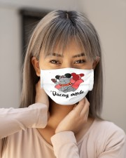 elephant vacay mode mickey mask Cloth Face Mask - 3 Pack aos-face-mask-lifestyle-18