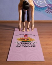yoga  Yoga Mat 24x70 (vertical) aos-yoga-mat-lifestyle-25