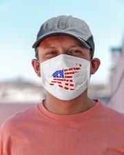 elephant american flag mask Cloth Face Mask - 3 Pack aos-face-mask-lifestyle-06
