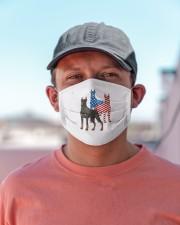 doberman dog flag t mask Cloth Face Mask - 3 Pack aos-face-mask-lifestyle-06