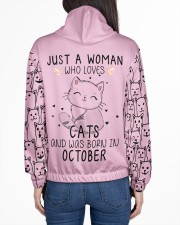 cat eng wom just 10 Women's All Over Print Hoodie aos-complex-women-hoodie-lifestyle-back-01