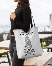 yoga woman v2 04 All-over Tote aos-all-over-tote-lifestyle-front-04