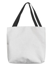 yoga woman v2 04 All-over Tote back