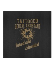 tattooed dental assistant inked and educate mask Cloth face mask aos-face-mask-coverlet-lifestyle-front-02