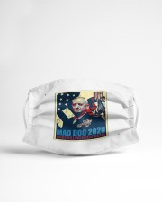 mad dog 2020 make killing great again mask Cloth Face Mask - 3 Pack aos-face-mask-lifestyle-22