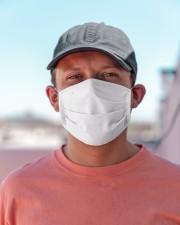 rocking the dog mon and nurse life mask Cloth Face Mask - 3 Pack aos-face-mask-lifestyle-06