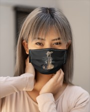 elephant mask Cloth Face Mask - 3 Pack aos-face-mask-lifestyle-18