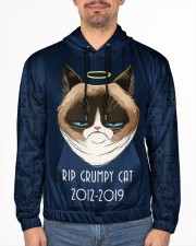 Cat All Over Print Hoodie Men's All Over Print Hoodie aos-complex-men-hoodie-lifestyle-front-01