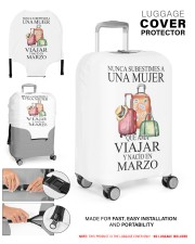helloo-tui Small - Luggage Cover aos-luggage-cover-small-lifestyle-front-03