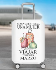 helloo-tui Small - Luggage Cover aos-luggage-cover-small-lifestyle-front-05