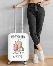 helloo-tui Small - Luggage Cover aos-luggage-cover-small-lifestyle-front-08