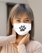 my dog and me diehard fans ch mask Cloth Face Mask - 3 Pack aos-face-mask-lifestyle-18