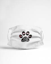 my dog and me diehard fans ch mask Cloth Face Mask - 3 Pack aos-face-mask-lifestyle-22